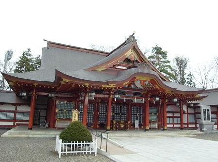 北海道護国3