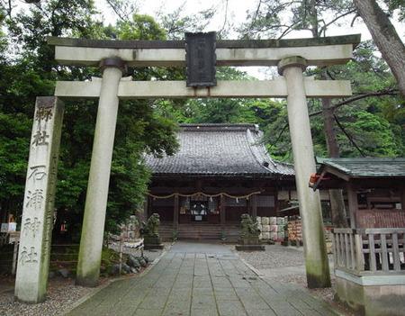 石浦神社・金沢