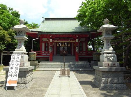 稲荷神社・浦安三社3