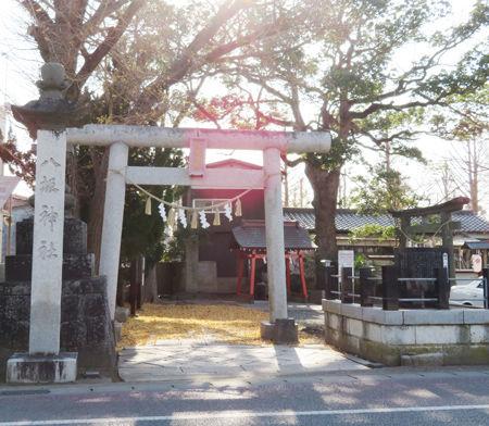 八坂神社・龍ヶ崎2