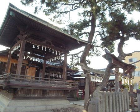 金刀比羅神社・船絵馬1