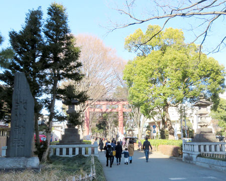 氷川神社0
