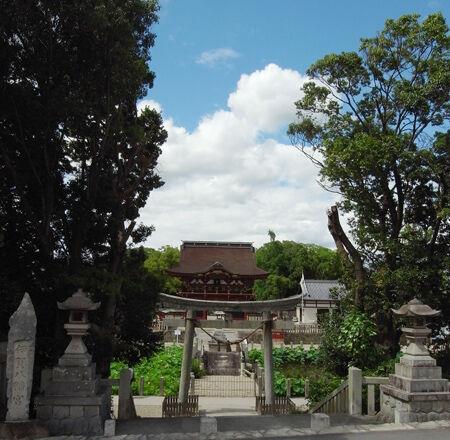 伊賀八幡宮9