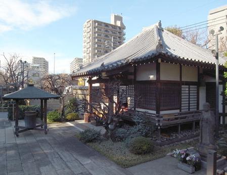 南蔵院・不動堂