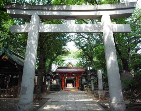 芝愛宕神社