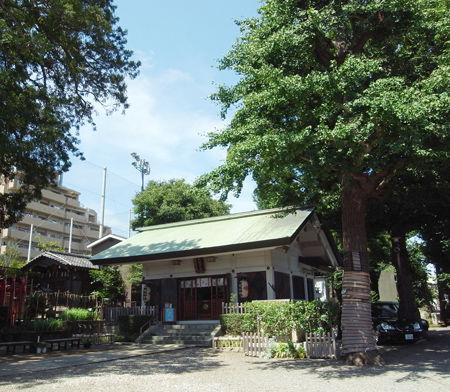 天祖神社・下神明6