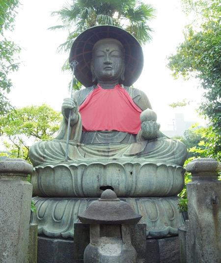 霊巌寺・六地蔵