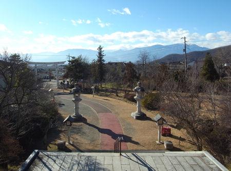 山梨県護国神社5