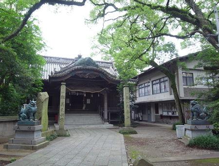 三島神社0