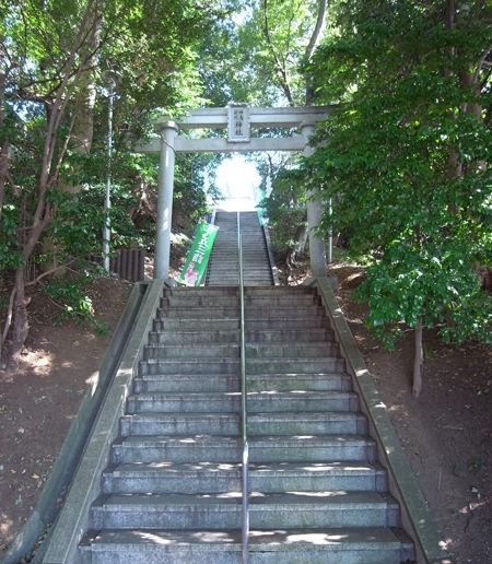 神鳥前川神社1