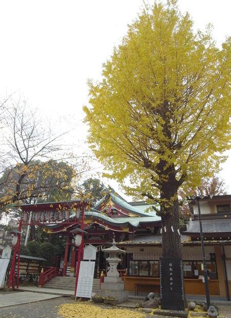 居木神社1612