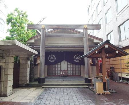 小石川大神宮9