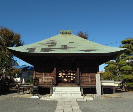 西蓮寺・薬師堂