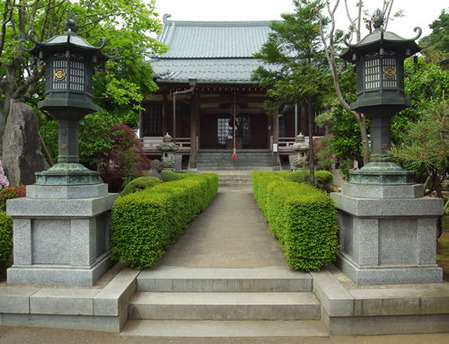 大蔵寺・本堂