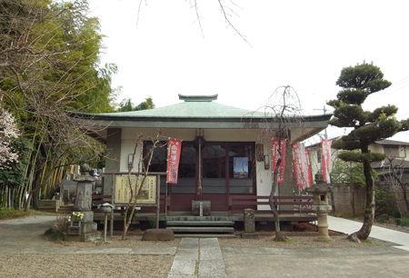 玉林寺・観音堂