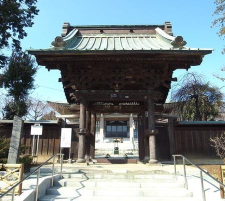 多聞寺・山門