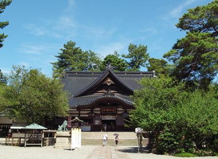 尾山神社9