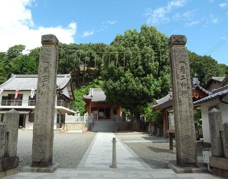 水尾神社・境内