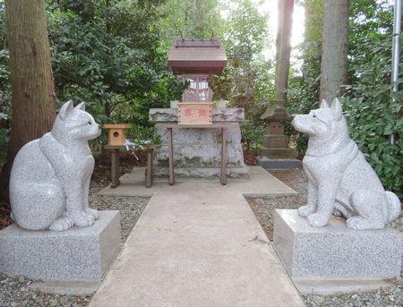 座間神社1