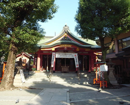 神津神社1