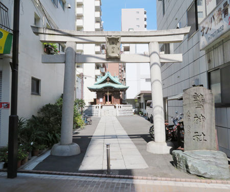 鷲神社・大森5