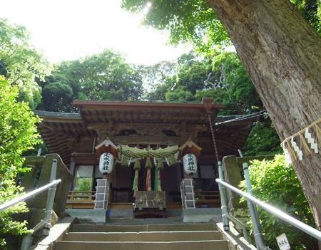 走水神社2