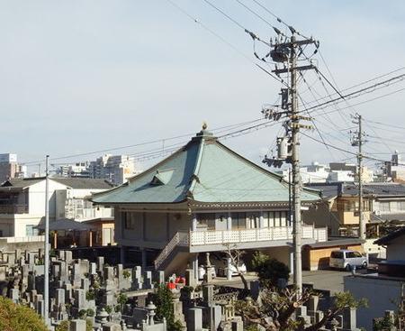 光仙寺・毘沙門堂
