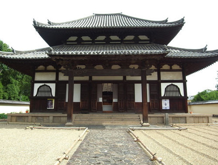 戒壇堂・東大寺