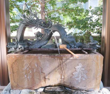 天祖神社・六本木4