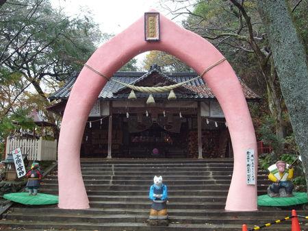 桃太郎神社93