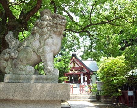 徳持神社0