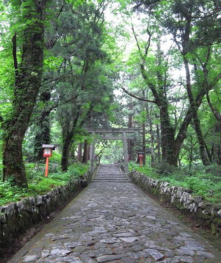 大神山神社・奥宮4