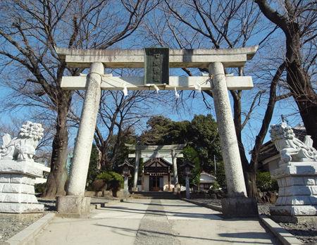 七郷神社1