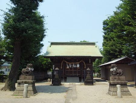 氷川神社・三ツ和2