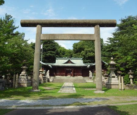 濃飛護国神社5