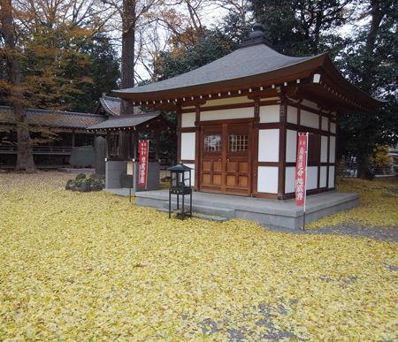瑠璃光寺・地蔵堂