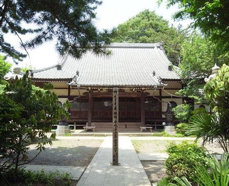 玉泉寺・本堂