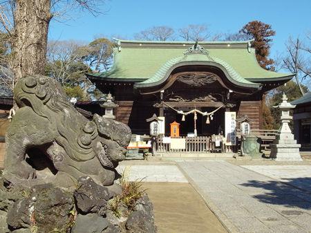 菊田神社0