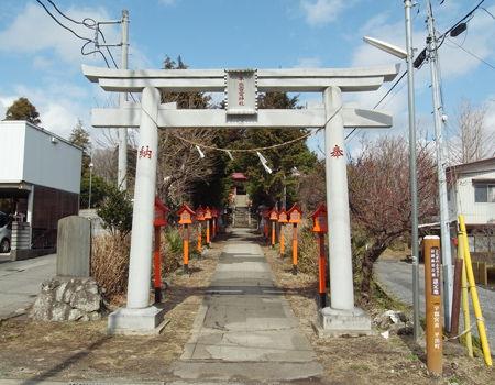 平出雷電神社1