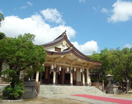湊川神社0
