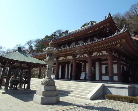 長谷寺・観音堂・本堂