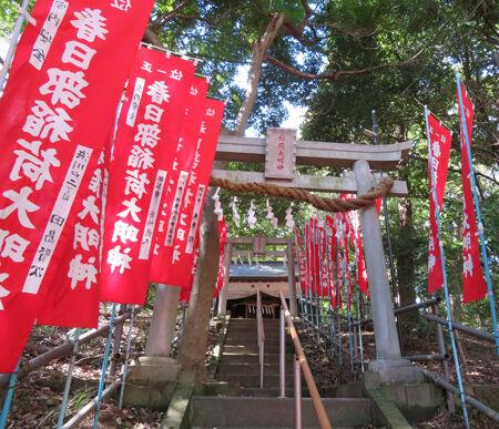 春日部八幡・稲荷神社8