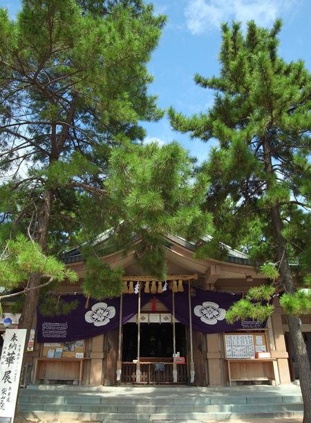 亀山八幡0