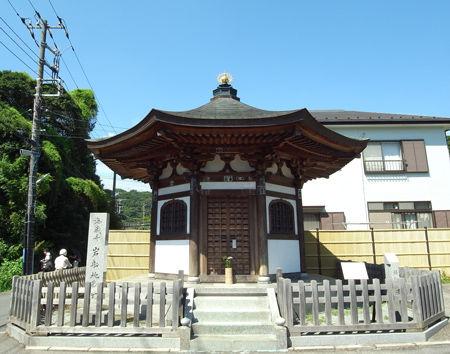 海蔵寺・岩船地蔵堂