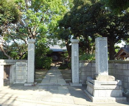 長福寺・玉川
