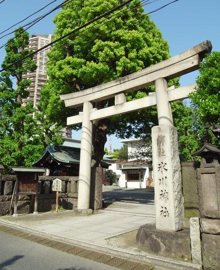 氷川神社・麻布9