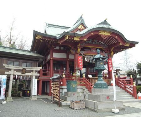 羽田神社8