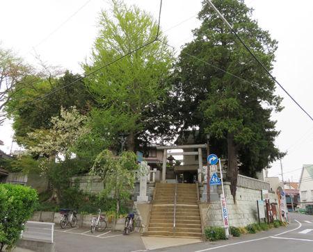 矢切神社4
