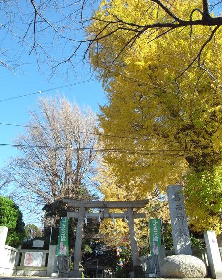 葛西神社1