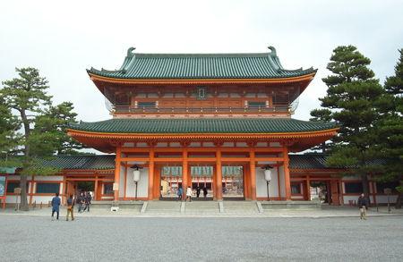 平安神宮・応天門